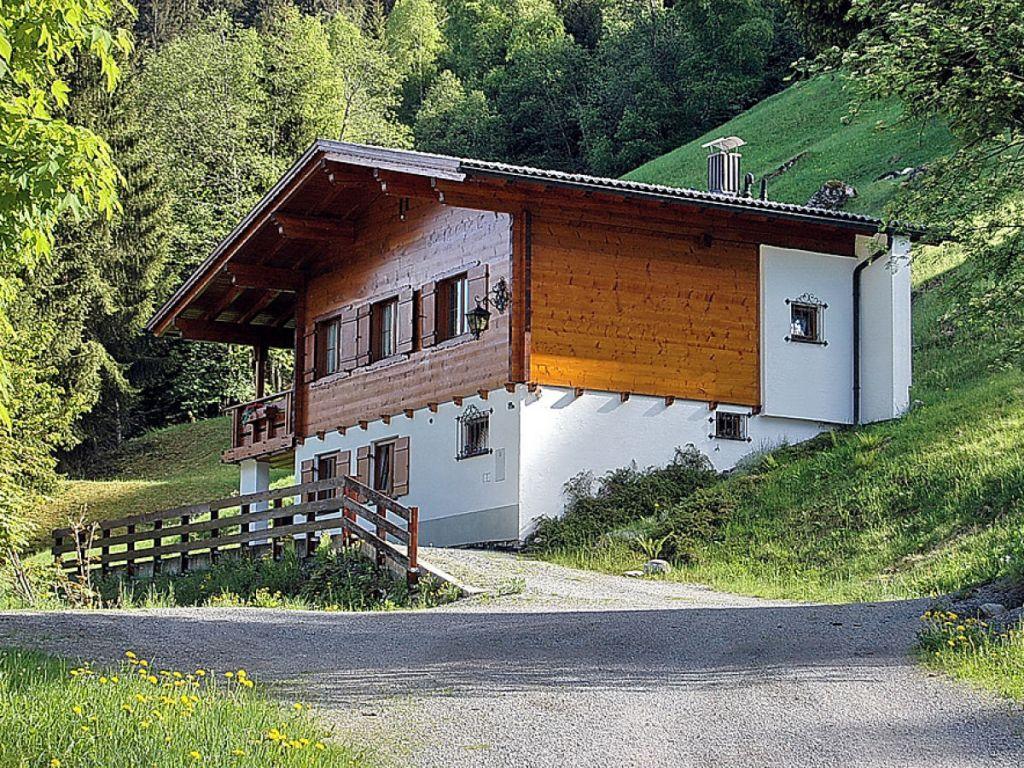 Ferienhaus Alpenstern in Gaschurn