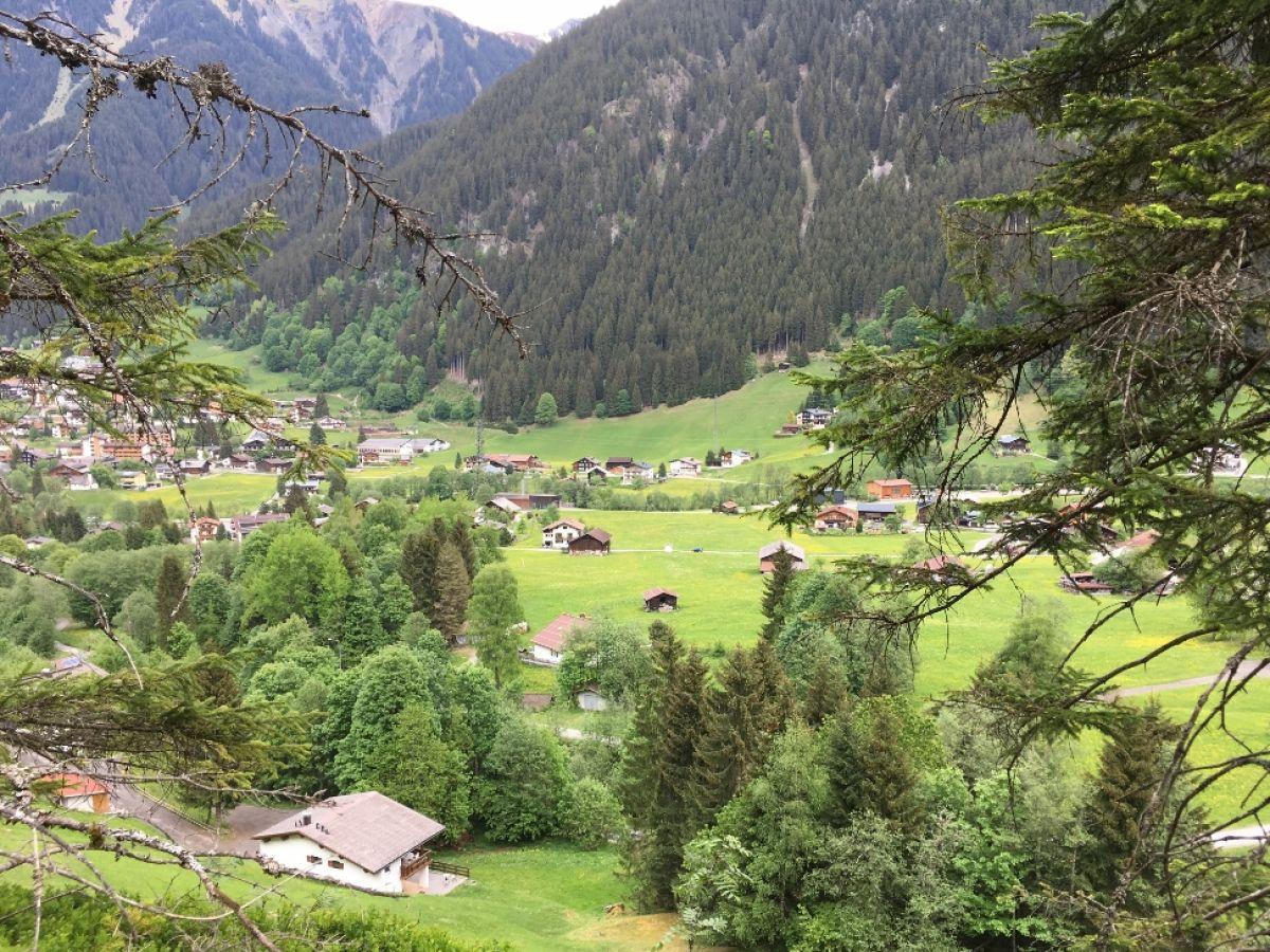 Ferienhaus Alpenstern in Gaschurn Umgebung